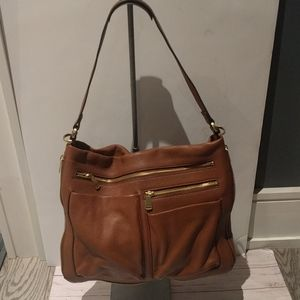 Beautiful genuine leather bag by Fossil 🍀🌼🌼🌼